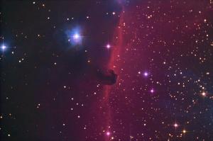 Horsehead Nebula, Torrey, February 17, 2015