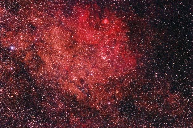 NGC-6604 in Serpens
