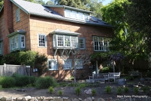 Our B&B in Pt. Reyes