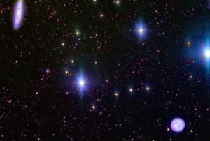 Surboard Galaxy M108, Owl Nebula M97