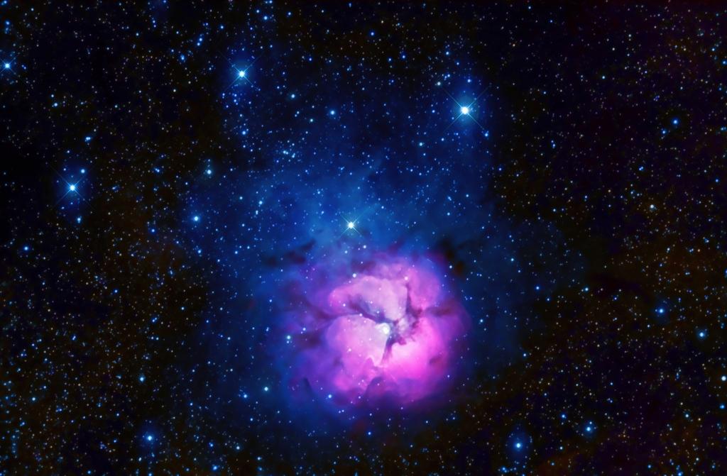 Deep-sky object, Trifid Nebula